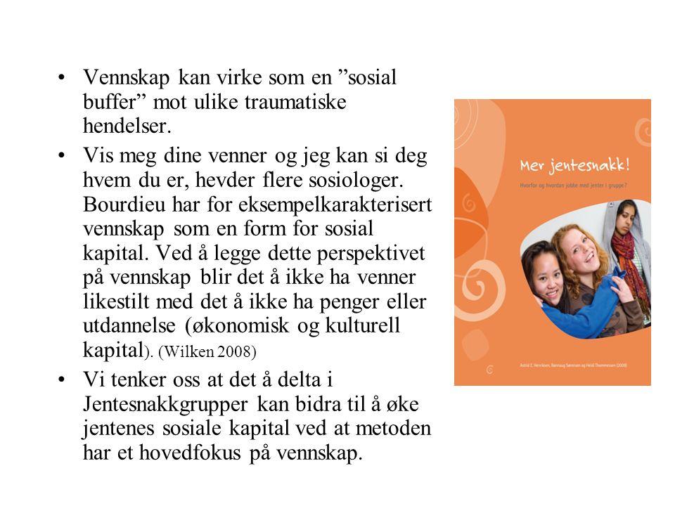 Litteraturliste: Dencik,Lars(1999):Fremtidens Børn.