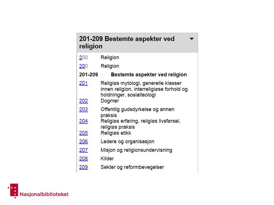 340 Lov og rett Endringer i tabellene Fra tillatt løsning til standardløsning for norsk rett