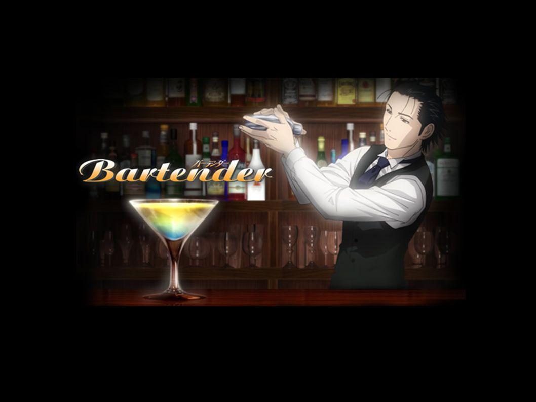 Bartender.Personlig egenskaper.