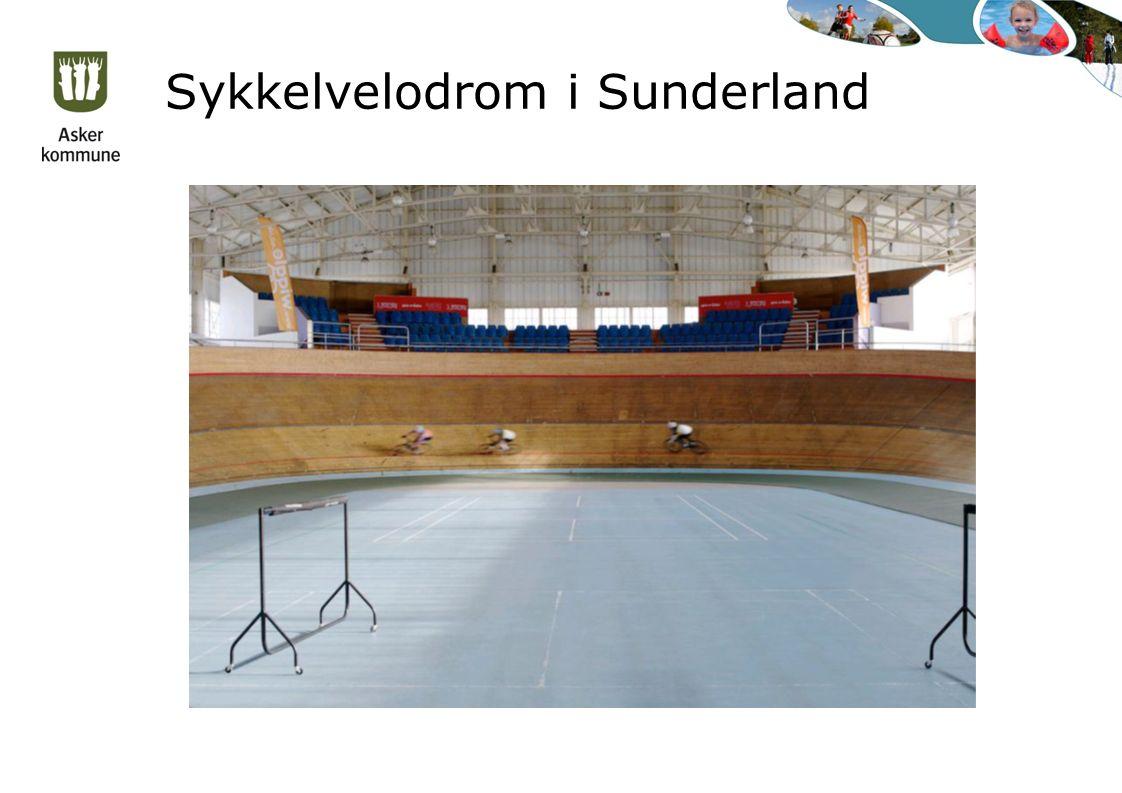 Sykkelvelodrom i Sunderland