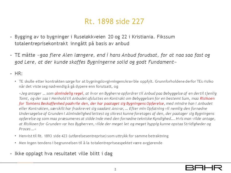 #6143416 - Bygging av to bygninger i Ruseløkkveien 20 og 22 i Kristiania.