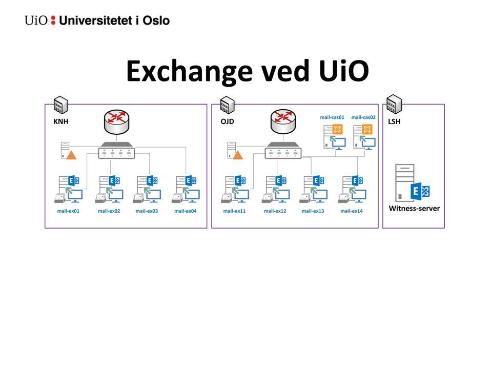 SPAM-poeng Poengene vises i e-postens headere: X-UiO-Spam-Score: ssssss Hvordan se alle headere i en e-post: http://www.uio.no/tjenester/it/e-post-kalender/epost- kalender/mer-om-epost-og-kalender/headere.html