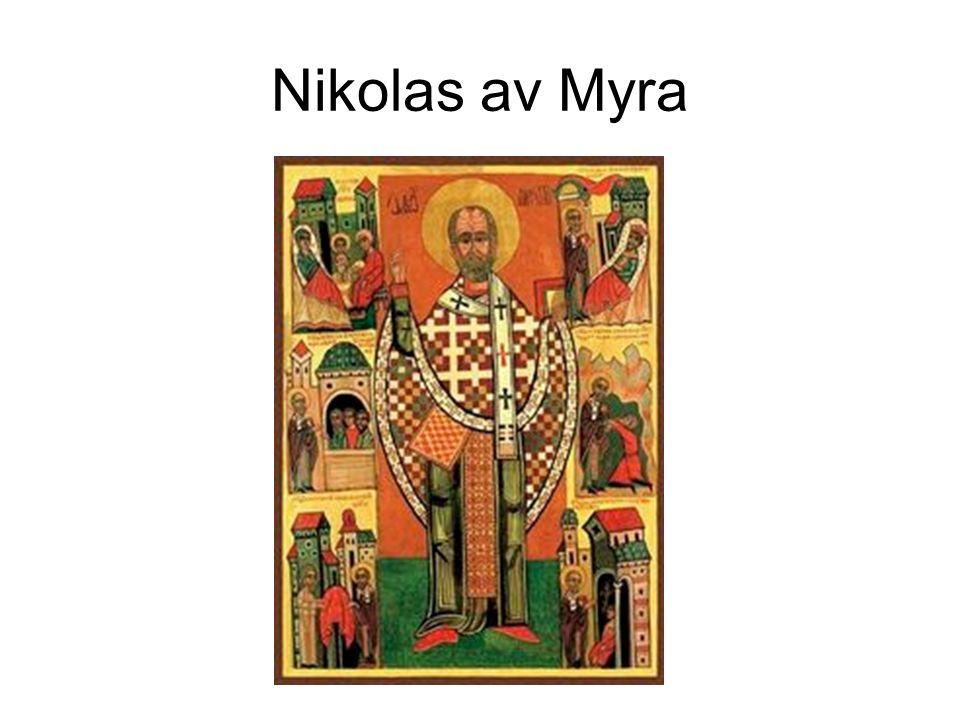 Nikolas av Myra