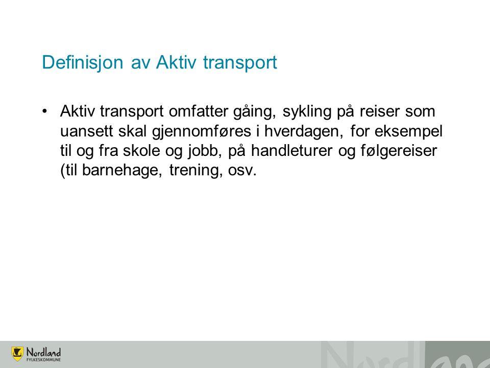 Fylkesrådets vedtak og tilrådning (11.09.2012) Handlingsprogrammer utarbeides med utgangspunkt i visjoner, mål og strategier som fremgår av Transportplan Norland Kommunene og andre relevante parter blir invitert til å delta i utformingen av handlingsprogrammene Utkast til handlingsprogram blir sendt på høring med frist på 3 uker Forslag til de 4 handlingsprogrammene blir samlet lagt fram for fylkestinget til behandling i april 2013