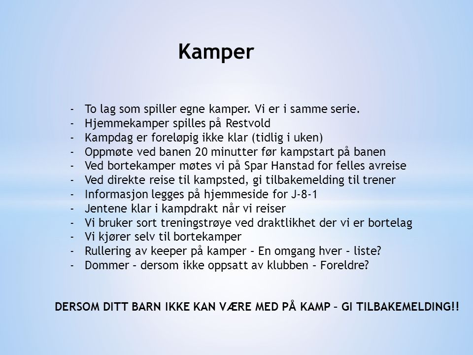 Turneringer -Vårturnering 25.