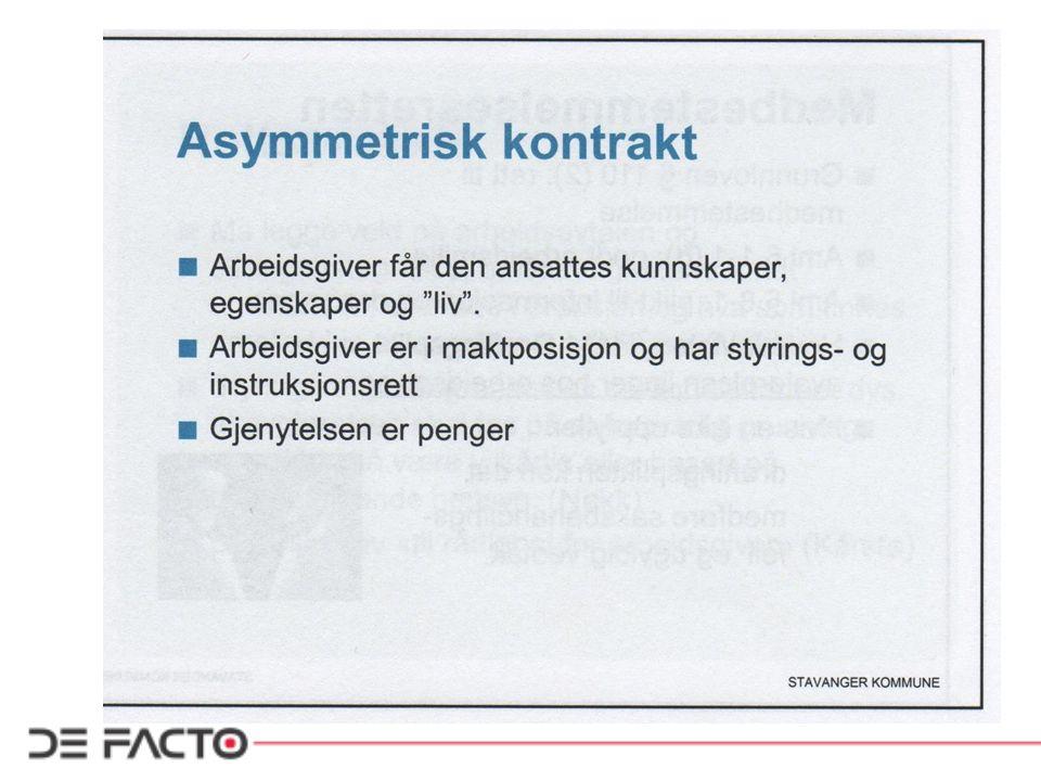 Norske tendenser til organisasjonsfiendtlighet?