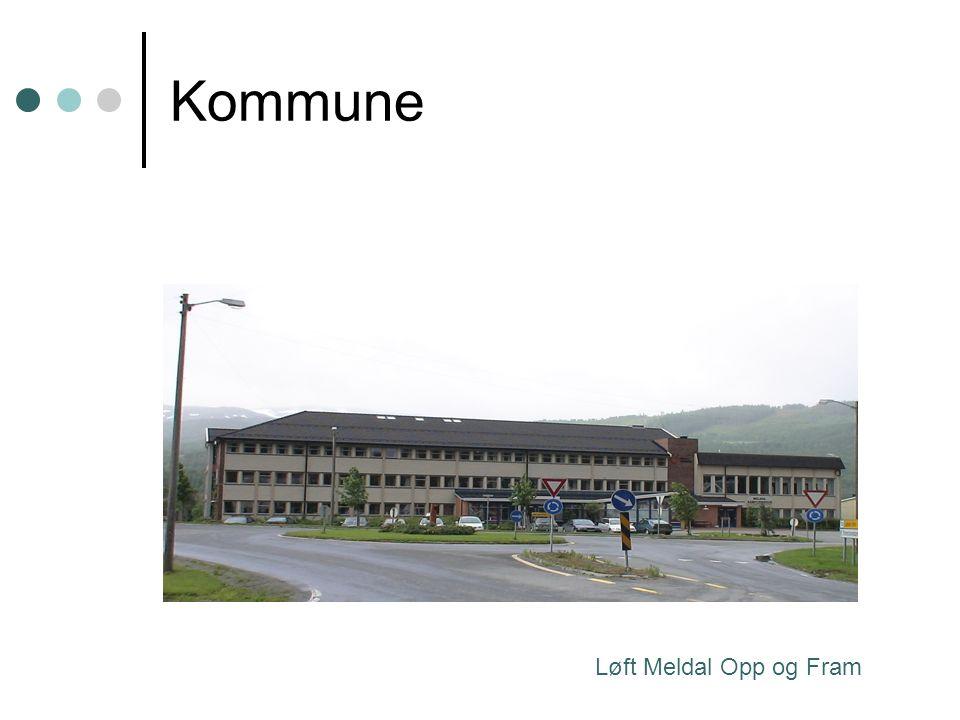 Kommune Løft Meldal Opp og Fram