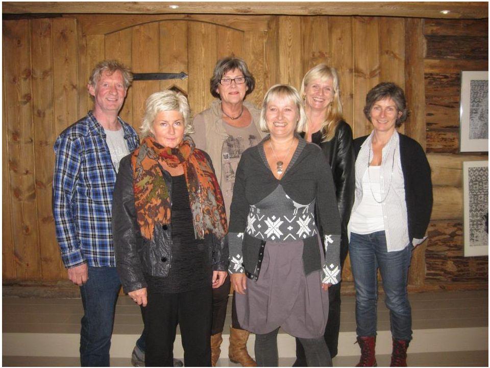 Starten Høyskolen kom til USHT Idegrunnlag fra Danmark Hjelp til gjennomføring Hjelp til å finne kommuner Voss – ikke første valg, men beste valg!