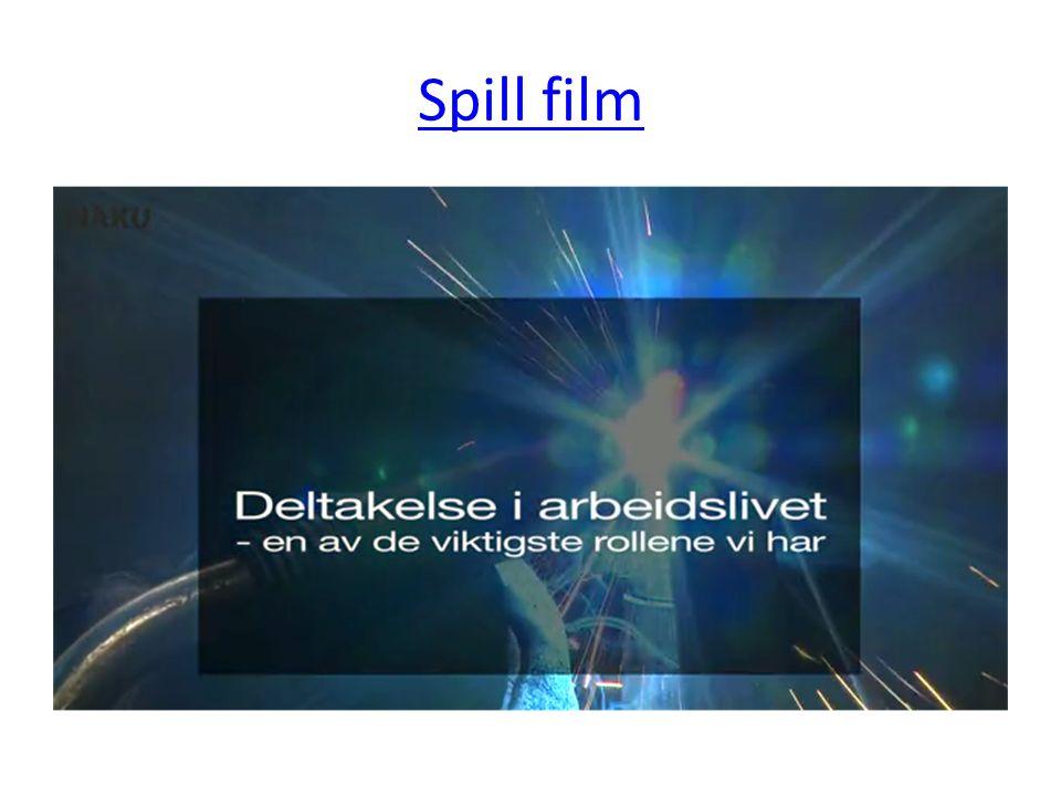 Spill film