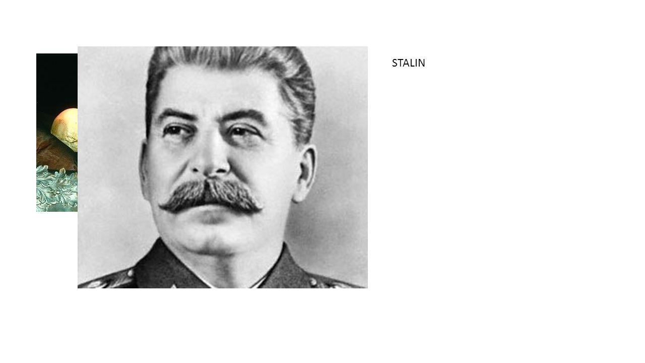 Lenin død 1924 STALIN