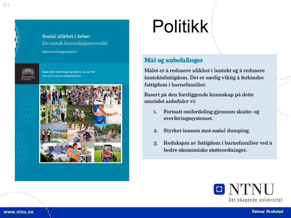 51 Steinar Krokstad Politikk