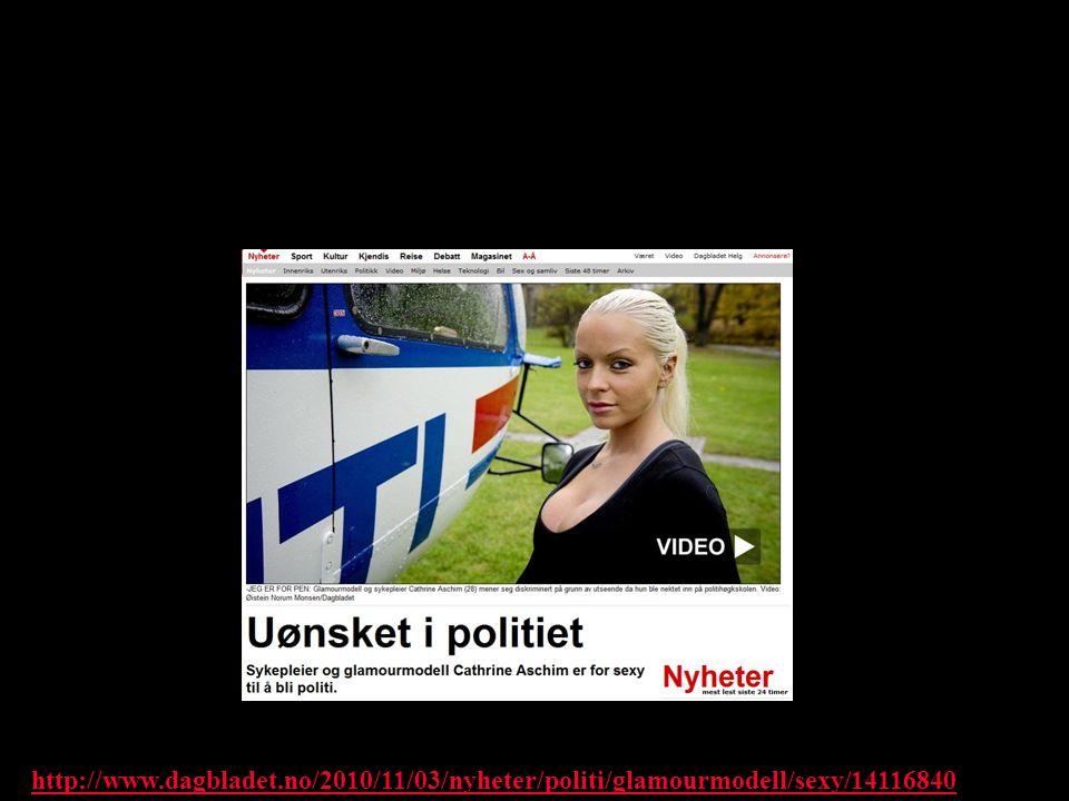 Men det kan være dumt, selv om det er lov http://www.dagbladet.no/2010/11/03/nyheter/politi/glamourmodell/sexy/14116840http://www.dagbladet.no/2010/11/03/nyheter/politi/glamourmodell/sexy/14116840 /