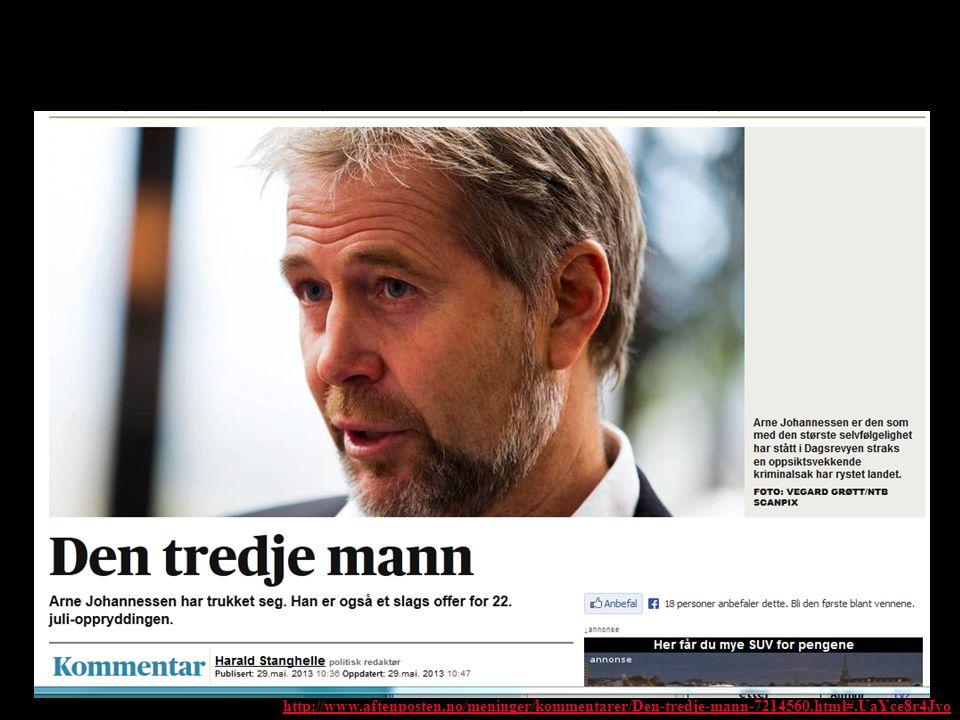 Tilbaketreden fra offentligheten http://www.aftenposten.no/meninger/kommentarer/Den-tredje-mann-7214560.html#.UaYce8r4Jvo