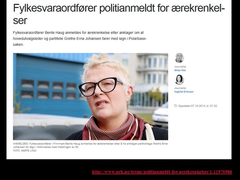 © Olav Torvund - SENTER FOR RETTSINFORMATIKK UNIVERSITETET I OSLO http://www.torvund.net Skadeserstatningsloven § 3-6 a.(erstatning for ærekrenkelser) Den som uaktsomt har satt frem en ytring som er egnet til å krenke en annens ærefølelse eller omdømme, skal yte erstatning for den lidte skade og slik erstatning for tap i fremtidig erverv som retten ut fra den utviste skyld og forholdene ellers finner rimelig.
