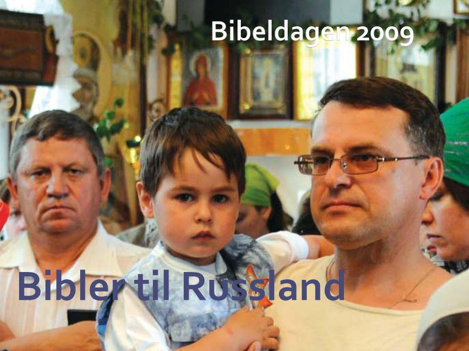 Bibler til Russland