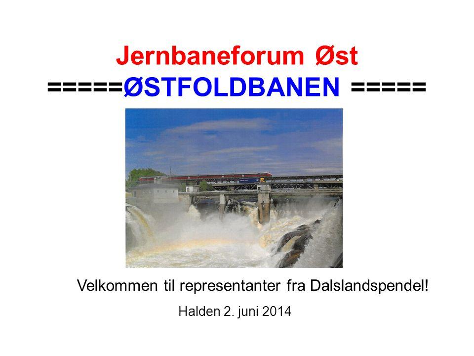 Jernbaneforum Øst =====ØSTFOLDBANEN ===== Halden 2.