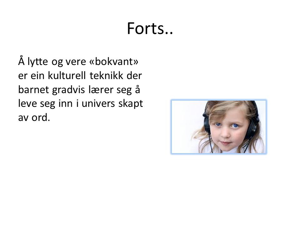 Forts..