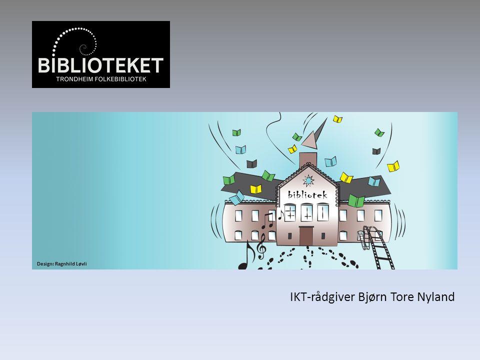 IKT-rådgiver Bjørn Tore Nyland Design: Ragnhild Løvli
