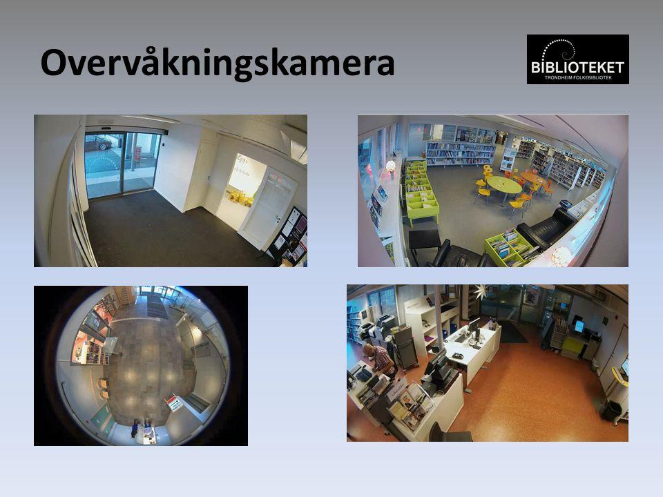 Overvåkningskamera