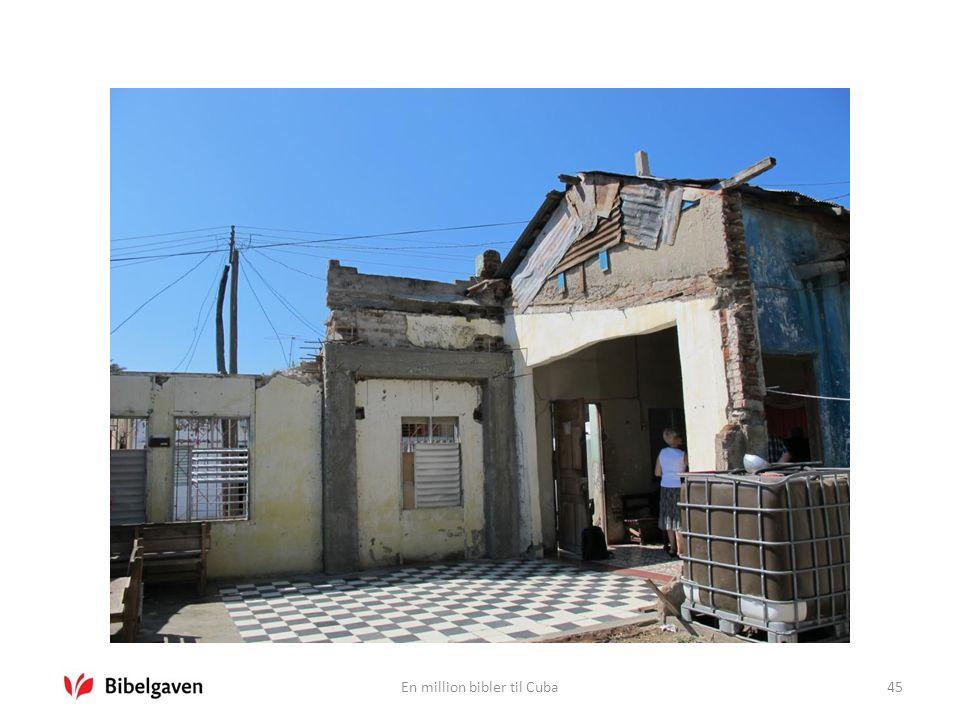 En million bibler til Cuba45