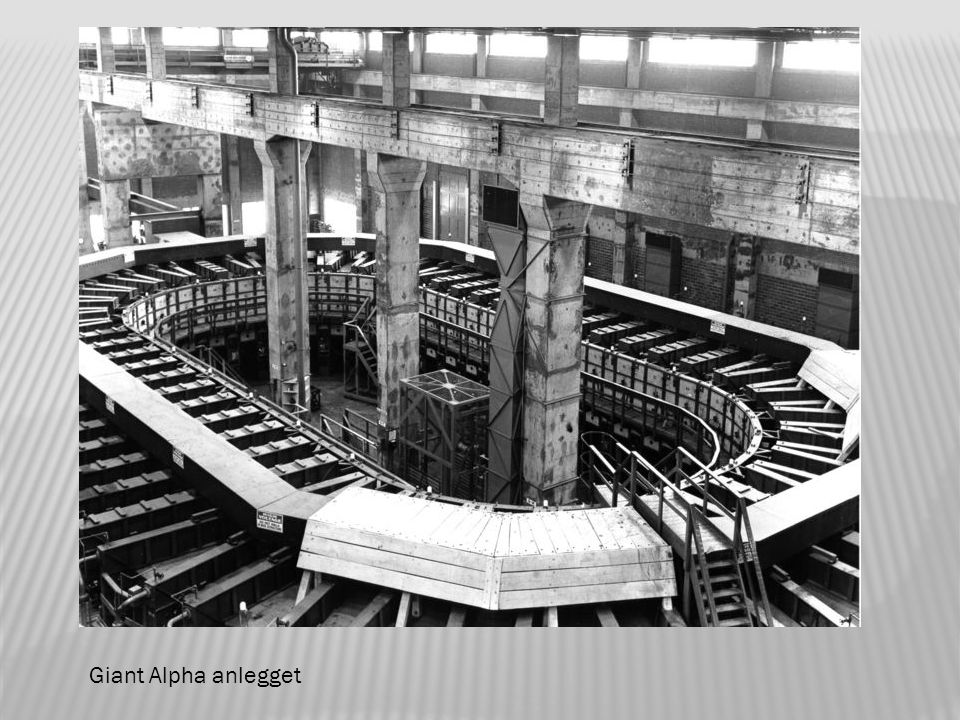 Trinity var en prøvesprengning av en atombombe under Manhattanprosjektet.