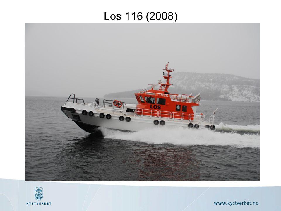 Los 116 (2008)