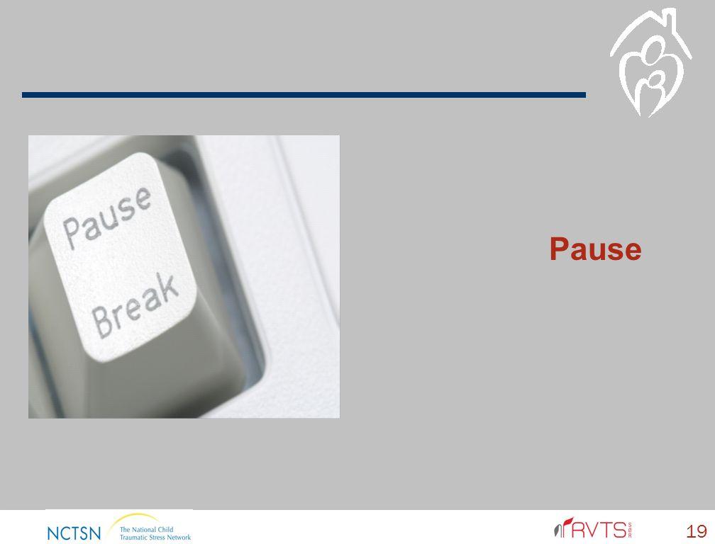 19 Pause