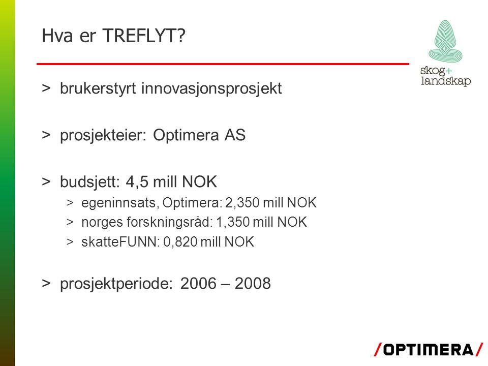 Hva er TREFLYT.