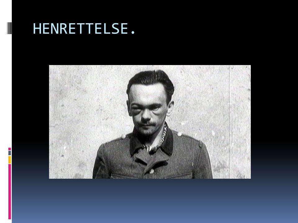 HENRETTELSE.