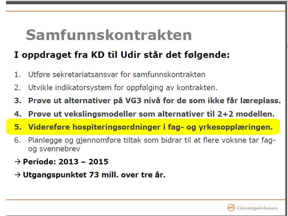 Alternativ hospitering BYGGOPP- BETONG RÅDGIVERE Monica Håkonsli - monica.hakonsli@hfk.no
