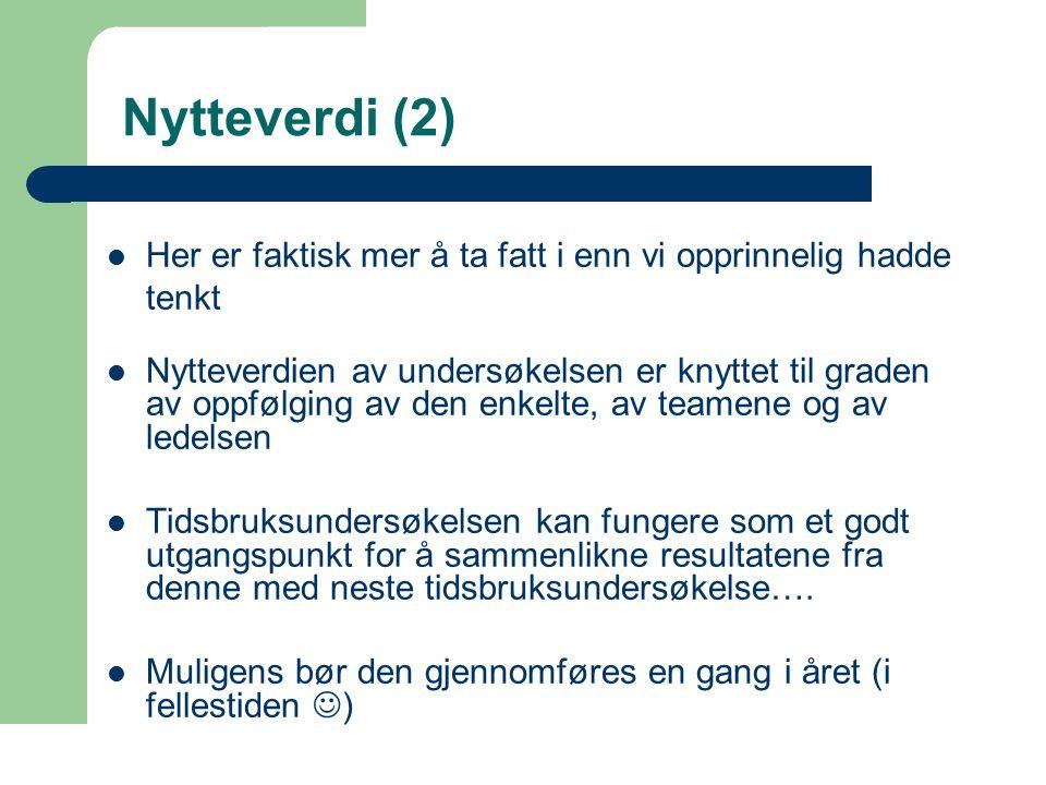 50 Fellestid Barnetrinnet: – Rundt 37 % er godt fornøyd.