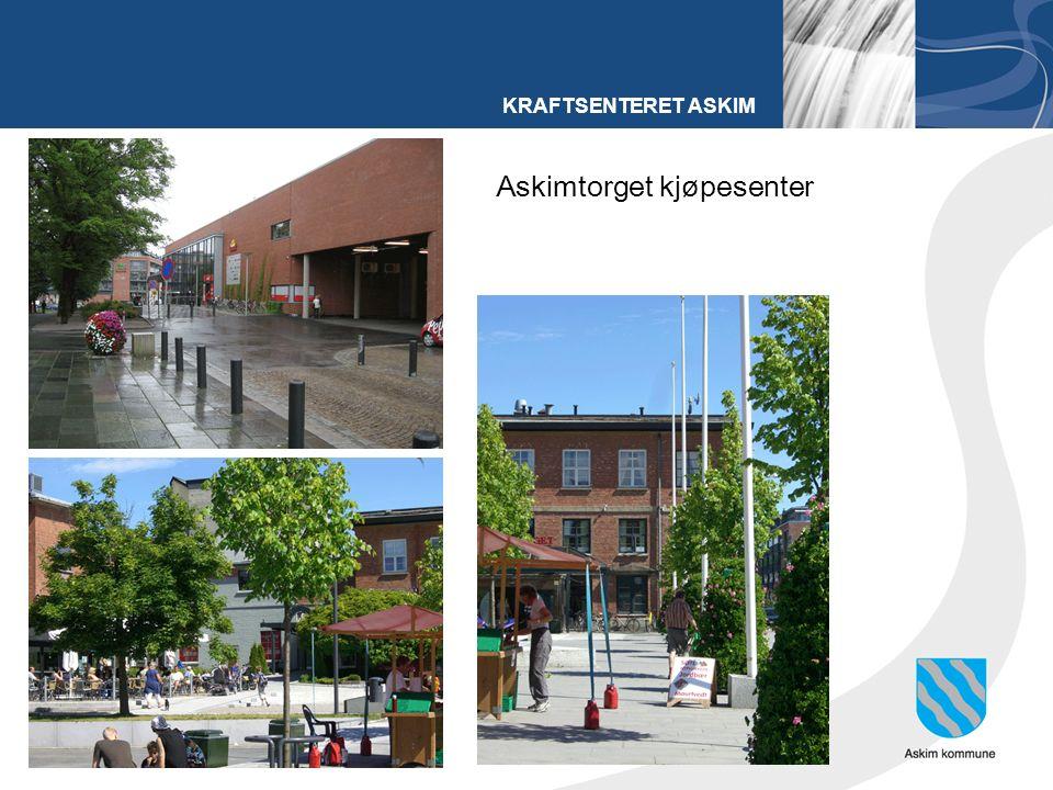 KRAFTSENTERET ASKIM Askimtorget kjøpesenter