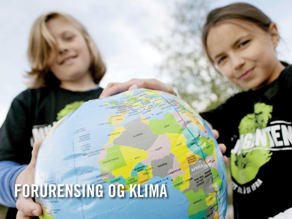 «Barn i Norge går, sykler eller reiser kollektivt til skolen.