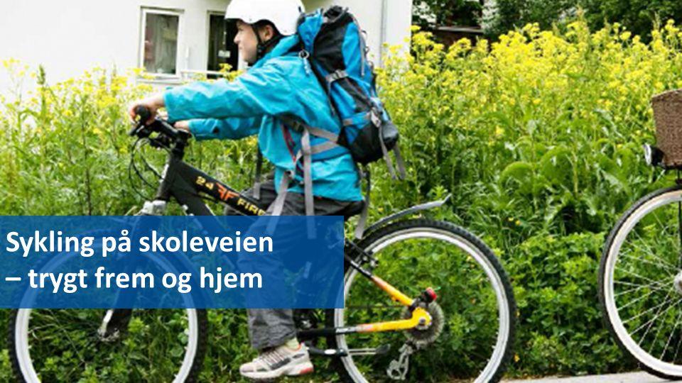 Sykling på skoleveien – trygt frem og hjem 1