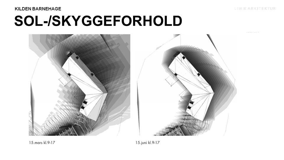 SOL-/SKYGGEFORHOLD KILDEN BARNEHAGE
