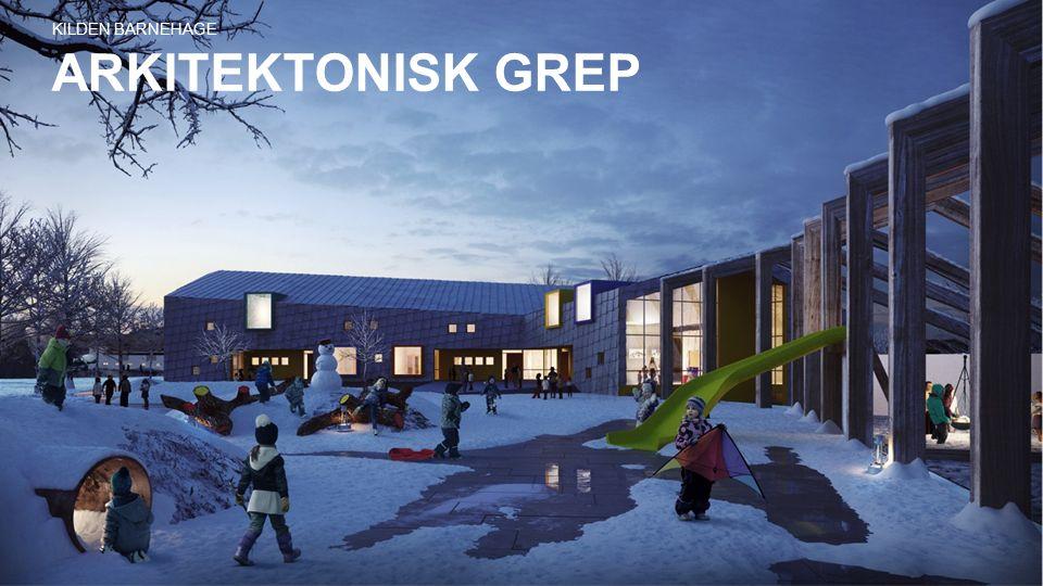 ARKITEKTONISK GREP KILDEN BARNEHAGE