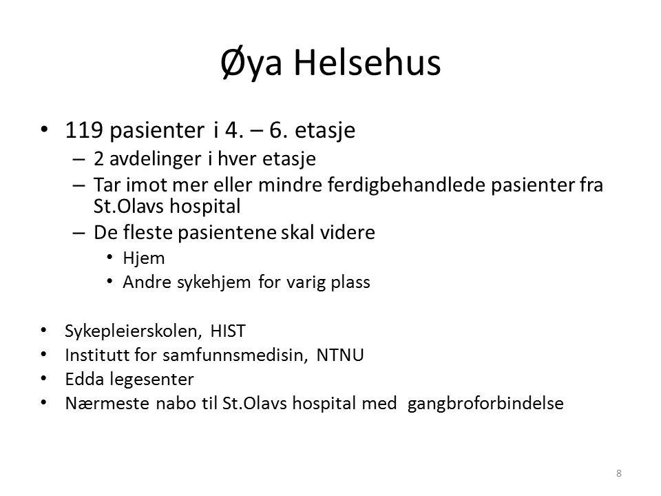 119 pasienter i 4. – 6.