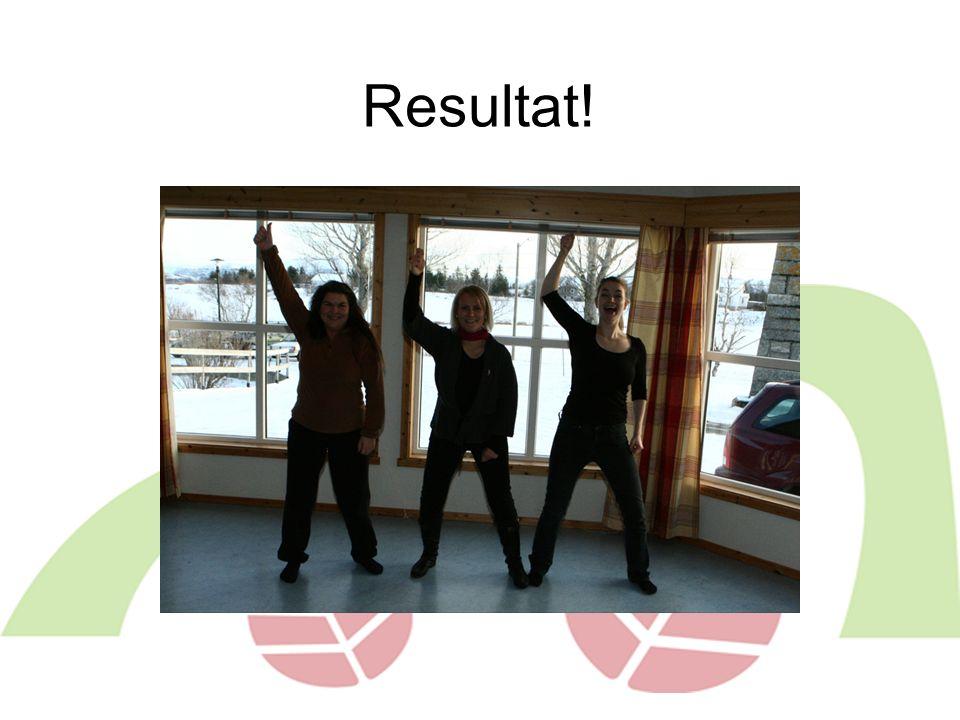 Resultat!