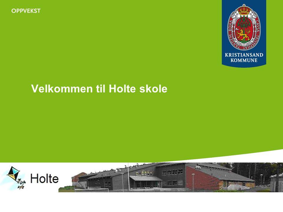 Velkommen til Holte skole