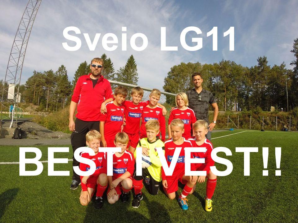 Sveio LG11 BEST I VEST!!
