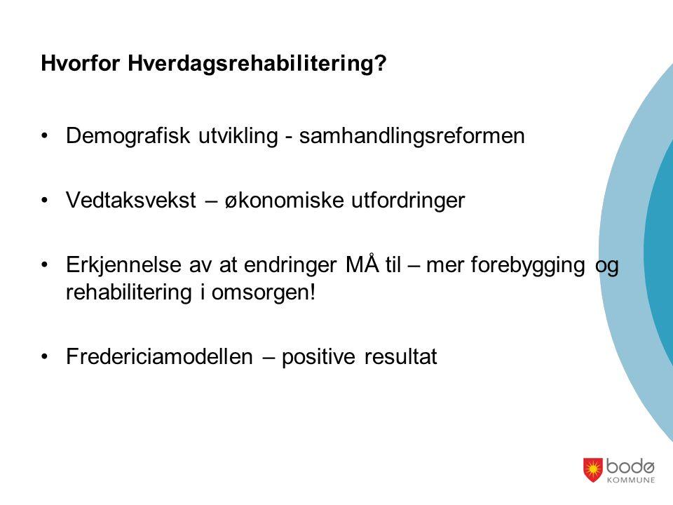 Sitat fra Kåre Hagen, Arendalskonferansen 2011 Omsorgskrisen skapes ikke av eldrebølgen Den skapes av forestillingen om at omsorg ikke kan gjøres annerledes enn i dag
