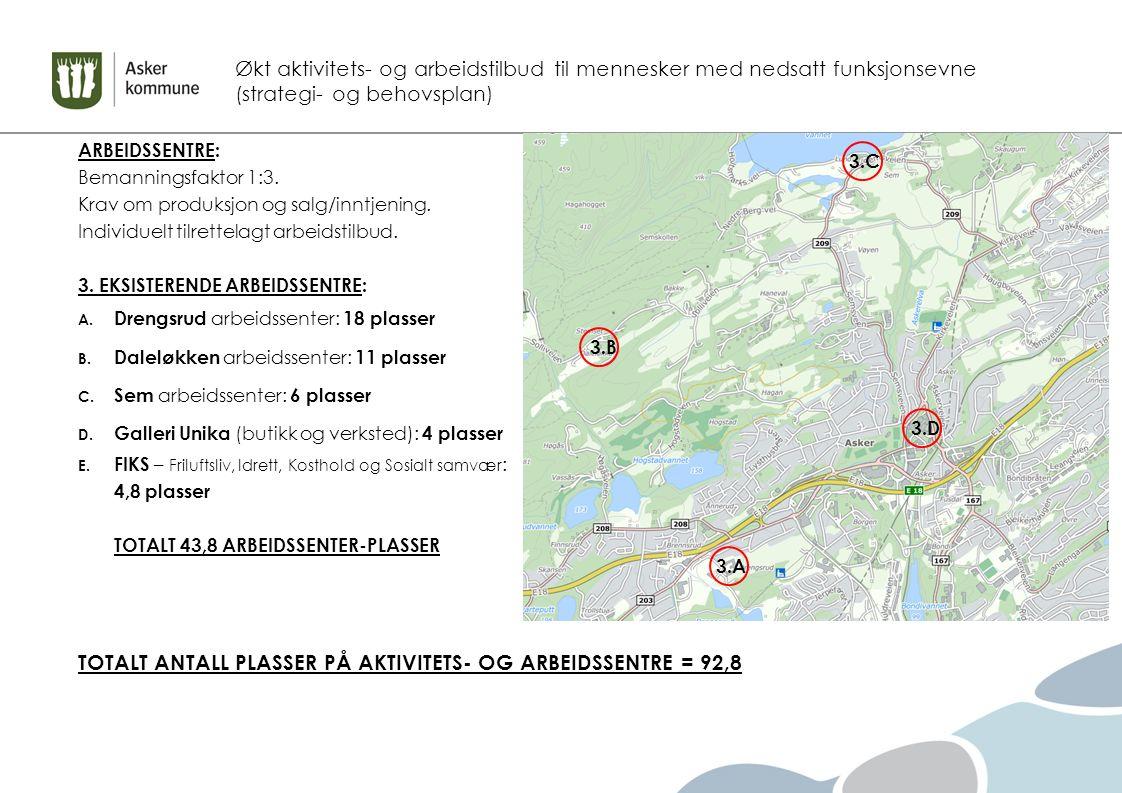 Økt aktivitets- og arbeidstilbud til mennesker med nedsatt funksjonsevne (strategi- og behovsplan) 4.