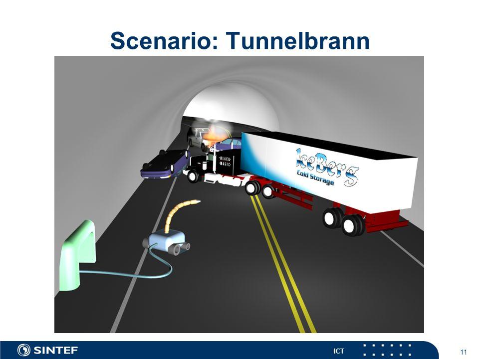 ICT 11 Scenario: Tunnelbrann