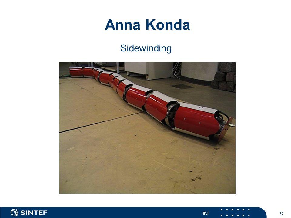 IKT 32 Anna Konda Sidewinding