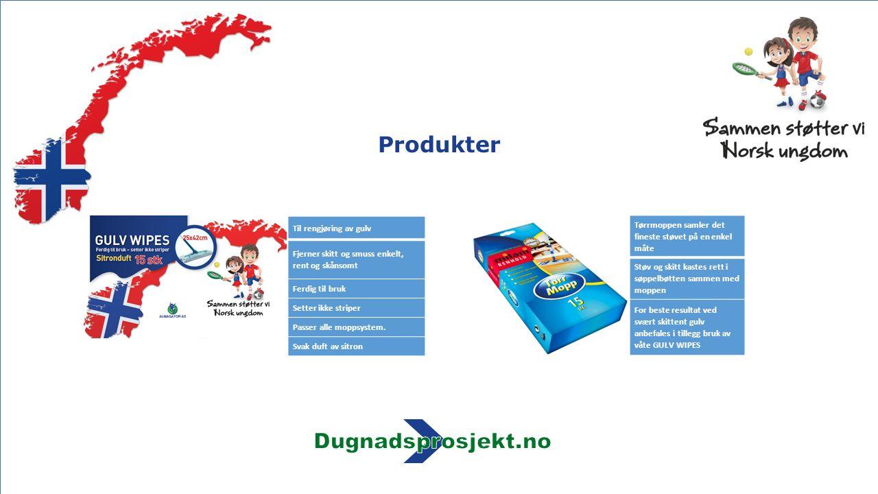 Praktisk gjennomføring 1.Lagleder / ansvarlig mottar og deler ut salgs/bestillingsskjema.