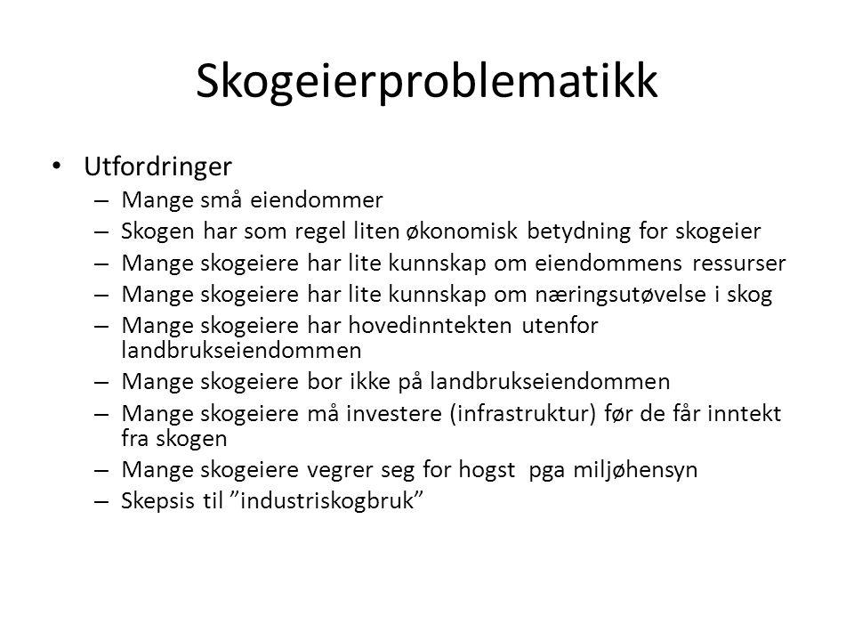 Tømmerleveranser til industrien Massevirke/Energivirke – Norske Skog – Industriflis – Troms Kraft varme Sagtømmer – InnTre – Moelven Van Severen – Kje