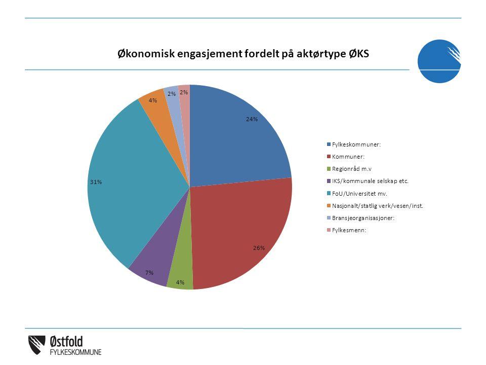 Oversikt kommuner i ØKS 8