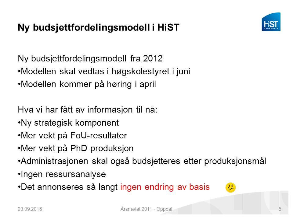 Stemningsplan 23.09.2016Årsmøtet 2011 - Oppdal4