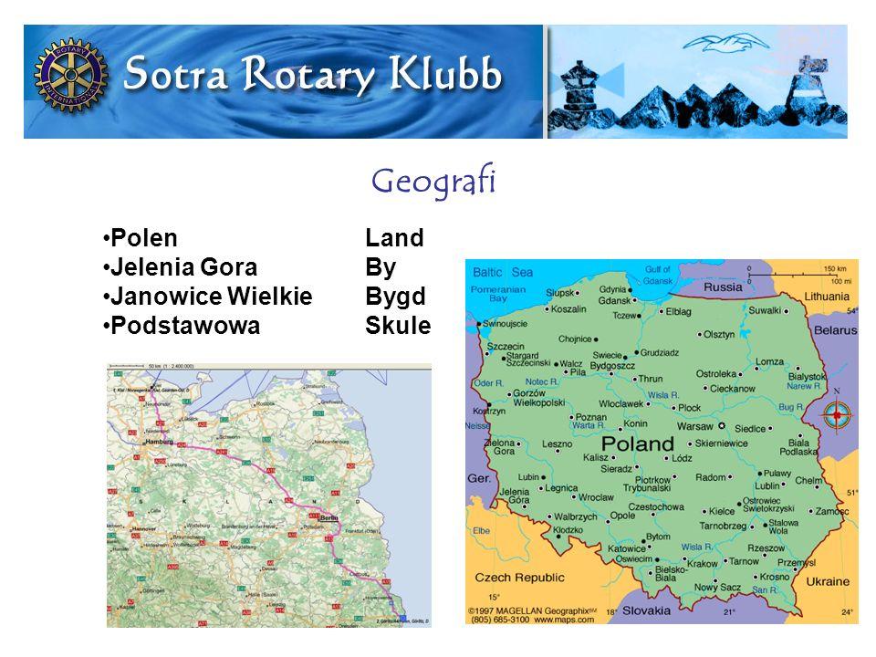 PolenLand Jelenia GoraBy Janowice WielkieBygd Podstawowa Skule Geografi