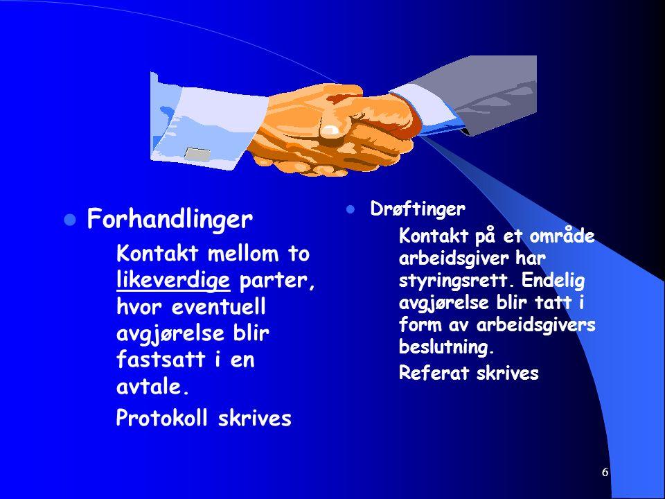 26 DEL A - Forhandlingsordningen HA gjelder for perioden 1.2.2002 – 31.12.2005 Supplerende bestemmelser til Arbeidstvistloven – For å bli part i HA, sentral og lokal særavtale, må arbeidstakerorganisasjonene være part i HTA